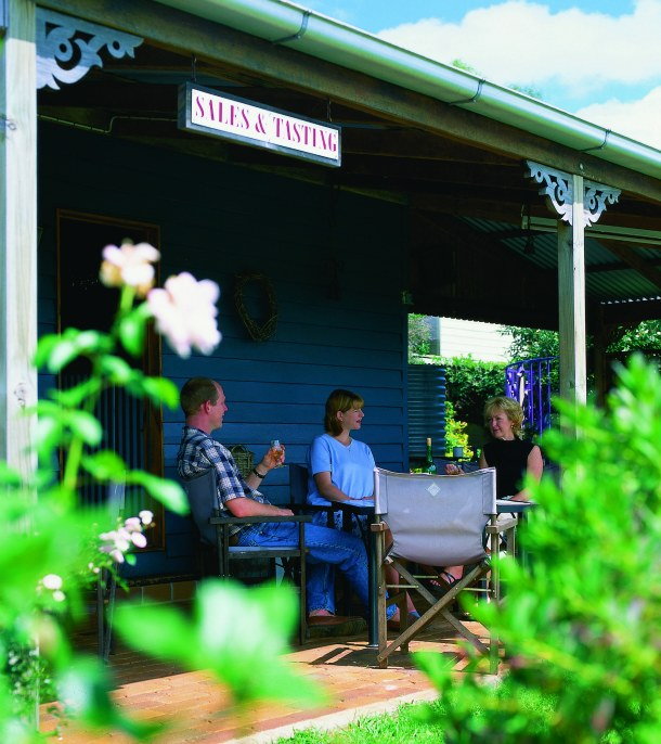 Local Kingaroy Winery - South Burnett region